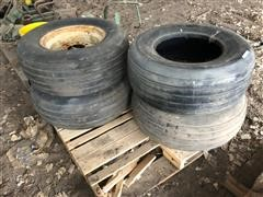 11L-15 Tires And Rims