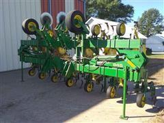 John Deere 845 Field Cultivator