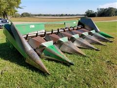 1991 John Deere 644 Corn Head