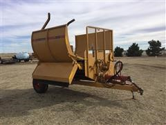 2010 Haybuster 2650 Bale Processor