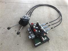 HCI-Prince Hydraulic Loader Valves & Joystick Control
