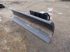 "2014 Bobcat 96"" Hydraulic Angle Snow Blade"