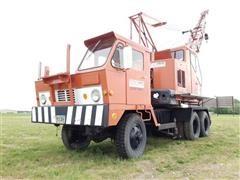 1967 Bantam Carrier 306/Crane T-350 15-Ton T/A Crane