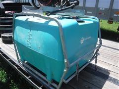 Endura Plas 80 Gallon Self-Contained Sprayer Skid