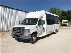2009 Ford Econoline 450 2WD 20 Passenger Bus