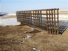 2018 J Bar H Welding Heavy Duty Freestanding Livestock Panels