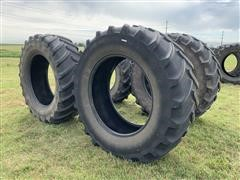 Michelin 650/65R42XM108 Traction Bar Tires