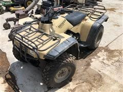 1996 Honda Fourtrax 4x4 ATV