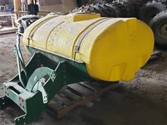 Agri-Products Front Mount Saddle Tank