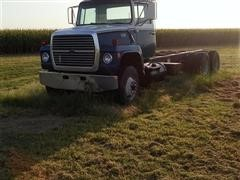 1980 Ford LN8000 Cab And Chassis