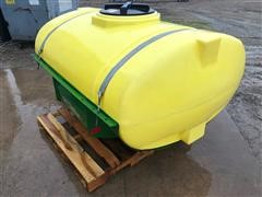 2010 Patriot Equipment 300-Gallon Elliptical Tank