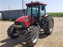 2005 Case IH JX95 MFWD Tractor