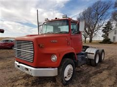 1990 Ford LTS9000 T/A Truck Tractor
