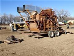 Ferrell Super 248 DH Clipper Grain Cleaning Mill
