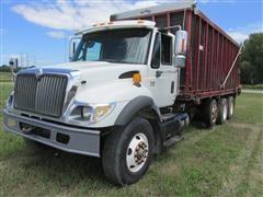 2006 International 7500 Tri/A Grain Truck