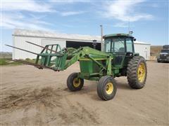 John Deere 4230 2WD Tractor W/158 Loader