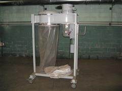 Single Bag Dust Collector System