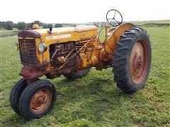 1954 Minneapolis-Moline ZA 2WD Tractor