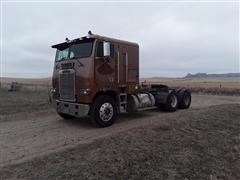 1987 Freightliner 800 COE Cabover T/A Truck Tractor