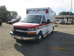 2008 Chevrolet C/T Ambulance