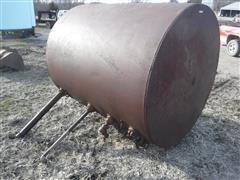 550 Gallon Tank