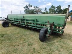 1981 Great Plains 340781D0R4 3 pt Grain Drill With Double Disc Openers