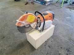Stihl TS700 Concrete Demo Saw