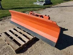 2018 TMG Industrial GL-SP240 Skid Steer Dozer Blade Attachment