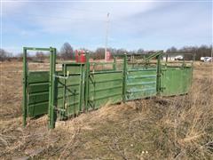 Powder River Livestock Working Tub