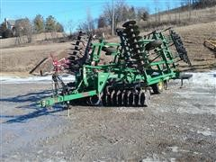 2000 John Deere 726 24' Mulch Finisher