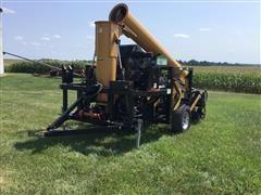 2014 Koyker Stor-Mor Flex-Stor Grain Bag Unloader