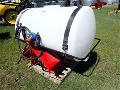 Fimco 300-3pt-5880 3-Pt 300-Gal Sprayer W/Boomless Nozzle