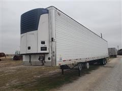 2019 Wabash T/A Reefer Trailer