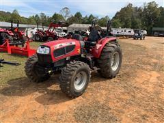 2014 Mahindra 5035 MFWD Utility Tractor