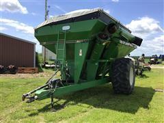 A&L F705 Grain Cart