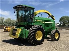 2006 John Deere 7800 Self Propelled Forage Harvester