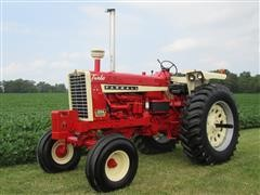 1967 International 1206 2WD Tractor
