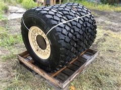Michelin XZL 365/85R20 Tires