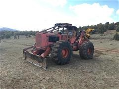 Timberjack 360 GP Log Skidder