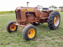 1961 Minneapolis-Moline Jetstar 2WD Tractor