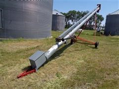 "Sudenga TD 450/10-36 Portable 36'X10"" Auger"