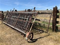 Shop Made Pipe & Welded Wire Gates