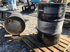 Lubriplate AC-2A Air Compressor Oil & MV-HO Hydraulic Oil