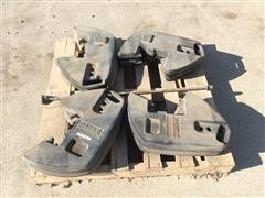 Case IH 100 LB Suitcase Weights