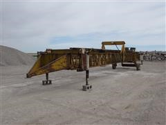 Gomaco C-450 Self Contained Cylinder Bridge Deck Finisher