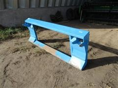 New Holland TR Series Shelbourne Adapter & Milo Guards