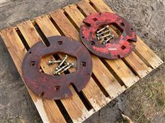 Farmall International Wheel Weights