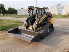 2015 New Holland C238 Compact Track Loader