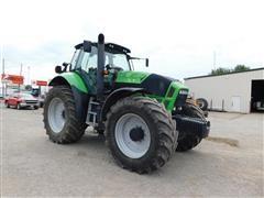 2013 Deutz-Fahr X720 MFWD Tractor