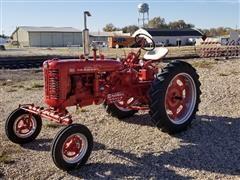 1956 Farmall 200 2WD Tractor